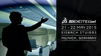3DEXCITE Live! 2015