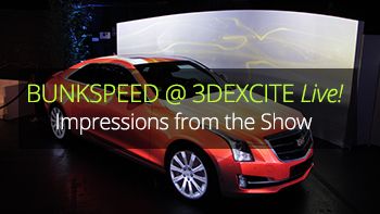 3DEXCITE Live! Impressions